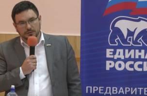 Смоленские единороссы задумались об исключении Щебеткова из партии