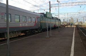Из Смоленска в Санкт-Петербург пустят дополнительные поезда