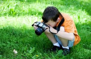 Смоленские дети могут принять участие в конкурсе детской фотографии