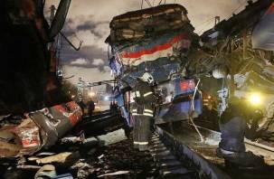 К столкновению поездов на смоленском направлении привели неверные действия машиниста?