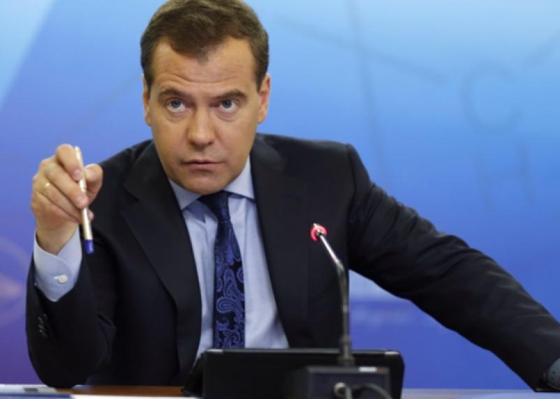 Смоленск посетит Дмитрий Медведев