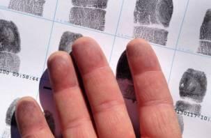 Отпечатки пальцев выдали смоленского вора