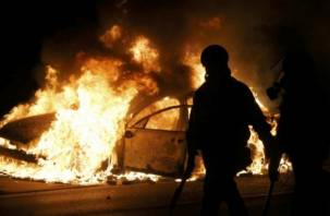 В Смоленской области ищут свидетелей поджога