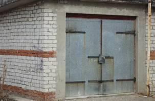 Смолянин обворовал гараж на 170 тысяч рублей