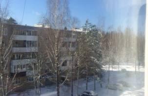Зима в апреле. Смоленщину завалило снегом (фото)