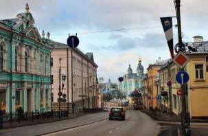 В Смоленске ограничат движение по Большой Советской