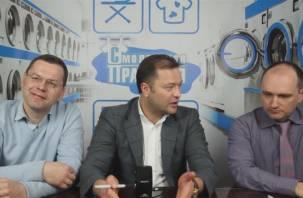 «Смоленская прачечная» и сила слова смоленских журналистов