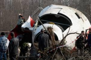 Польша отмечает годовщину авиакатастрофы под Смоленском