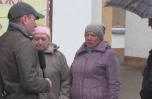 «Смоленская прачечная» отстирала пятилетку губернатора Островского
