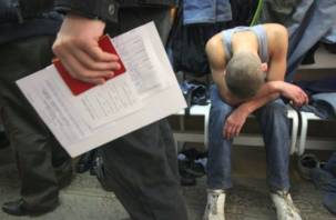 На обочине трассы «Москва-Минск» задержали уклониста