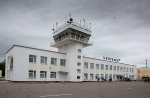Куда смоляне смогут вылететь из аэропорта Витебска