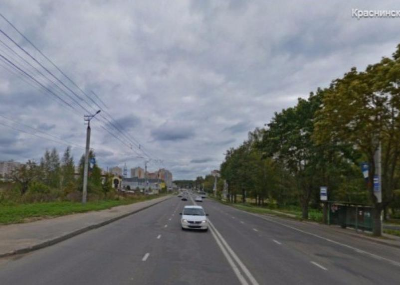 В Смоленске проведут капитальный ремонт Краснинского шоссе