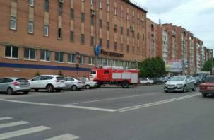 В Смоленске пьяный хулиган «заминировал» здание «Ростелекома»