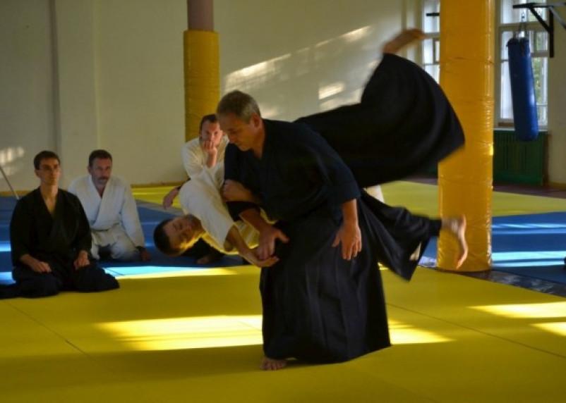 Всемирно известный мастер боевых искусств проведет семинар в Смоленске