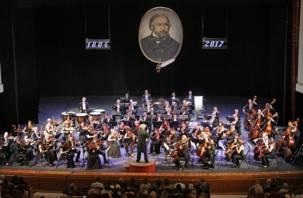 В Смоленске открылся 60-й Всероссийский музыкальный фестиваль имени М.И. Глинки. ФОТО