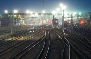В Смоленске женщине отрезало руки на железнодорожных путях