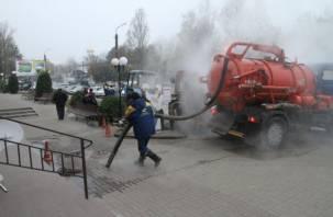 Смоленская область — в лидерах по количеству аварий на теплотрассах