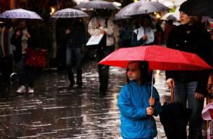 9 мая в Смоленске будет холодным и дождливым