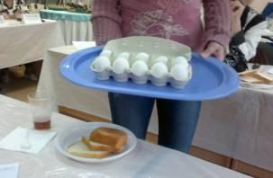 Смоляне могут гордиться своими яйцами