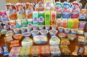 В Смоленске будет меньше белорусской молочной продукции