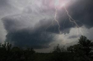 В Смоленске снова резко ухудшится погода