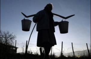 В некоторых смоленских деревнях наладят водоснабжение