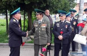 В Смоленске отметили День пограничника (фоторепортаж)
