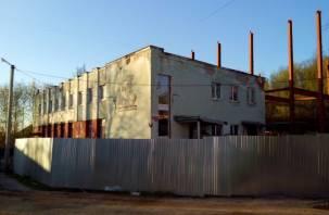 Возле Лопатинского сада в Смоленске появится новый спортивный комплекс