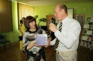 Смоленский поэт Владимир Макаренков представил новую книгу