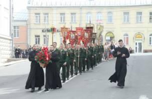 Крестный ход в Смоленске (фоторепортаж)