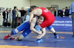 В Смоленске пройдет чемпионат России по вольной борьбе среди ветеранов