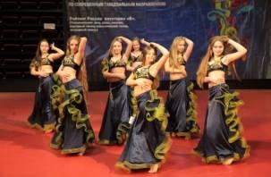 В Смоленске состоится концерт студии восточного танца