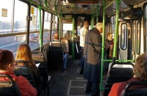 9 мая в Смоленске организуют дополнительные автобусные рейсы