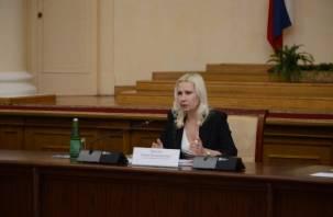 Пиарщица губернатора Островского награждена «за заслуги перед государством»