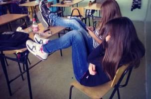 В Смоленской области искали двух пропавших девочек