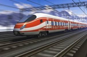 Китайцы могут построить скоростную железную дорогу от Смоленска до границы с Европой