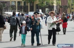 Стала известна программа мероприятий, посвященных празднованию Дня Победы в Смоленске