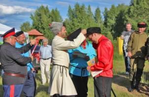 На Смоленщине состоялся чемпионат по рубке шашкой «Казарла»