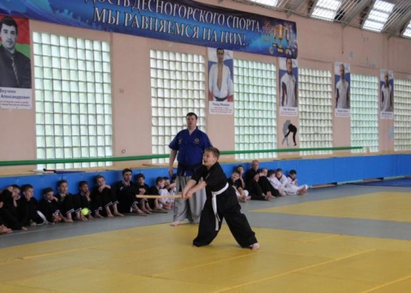 На Смоленщине прошел первый чемпионат России по корейскому боевому искусству