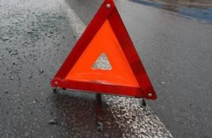 В Десногорске перевернулся ВАЗ: пострадавший доставлен в больницу