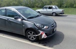 Смоленский пенсионер сбил двух людей на своем авто