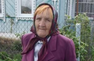 Жительница Рязанской области нашла могилу отца в Сафонове через 74 года после его гибели на войне