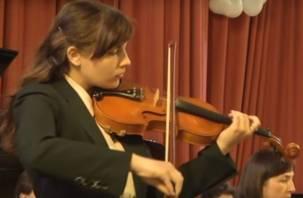 Смоленская скрипачка — в числе лучших юных музыкантов России (видео)