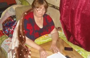 За смолянку, обвиненную в регистрации семьи из Донбасса, вступилось общество инвалидов