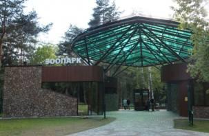 Зоопарк в Белгороде и зоопарк в Смоленске. Почувствуйте разницу