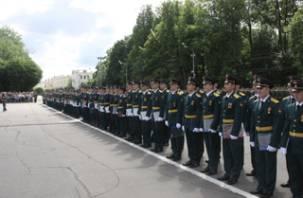 В Смоленске состоялись выпуски военных и священников