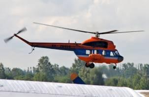Смоленские вертолетчики нарушают экологию региона