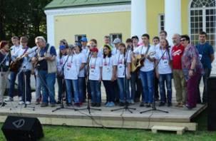 На Смоленщине пройдет фестиваль авторской военно-патриотической песни «Богородицкое поле»