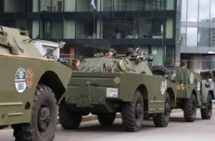 Через Смоленщину пройдет первый российско-белорусский бронепробег