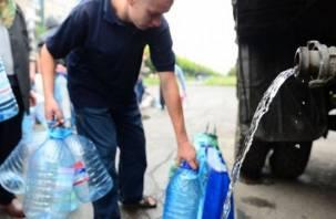 Поселок Гедеоновка останется без воды